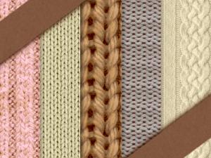 ニット・編み物の壁紙
